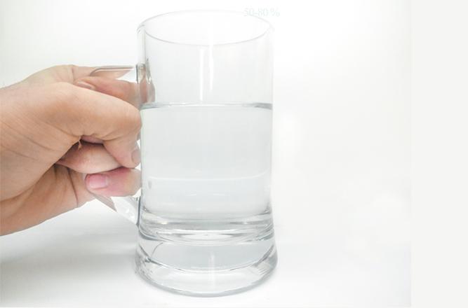 Сколько воды в человеке: простая формула для расчета, на сколько процентов люди состоят из воды