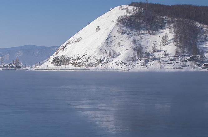 Сибирь, озеро Байкал